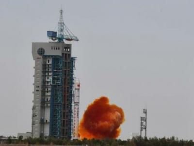一箭双星 中国成功发射高分九号04星和清华科学卫星