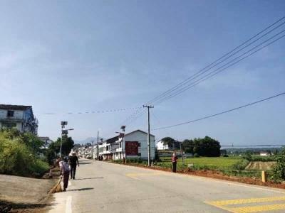 抚州黎川:村镇扮靓环境迎嘉宾