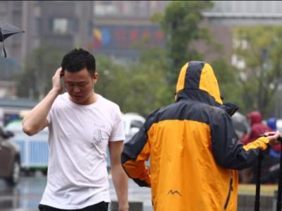 最低15℃!还要降温,江西未来一周都是雨?