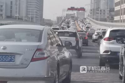 要想国庆中秋在南昌开车不被堵 这份出行提示请收好