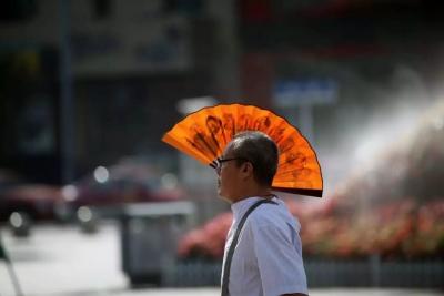 """白露已过""""秋老虎""""余威仍在 今起三日南昌最高气温仍在30℃以上"""