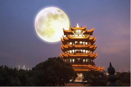 """赣云看点丨今年中秋月亮""""小""""了?那江西最佳赏月时间是......"""