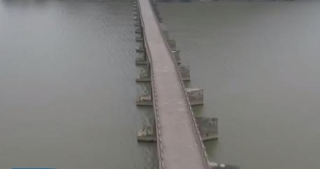 我国现存最长古代石拱桥南城县万年桥修缮工程完成