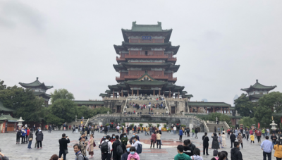 江西:10月1日至8日 共接待游客6809.75万人次