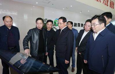 林彬杨到修水县和武宁县调研