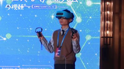 让学习体验更自由 VR给教育带来无限可能