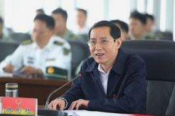 林彬杨出席九江扫黑除恶专项斗争视频推进会