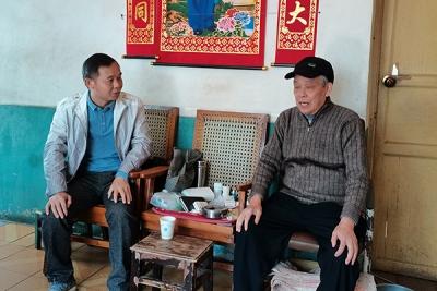 萍乡芦溪县交通运输局组织老干部开展重阳节系列活动