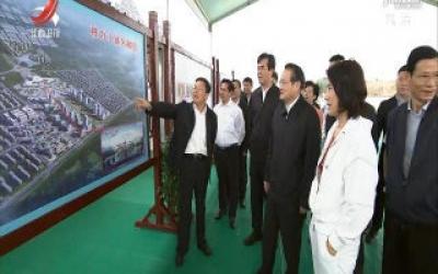 易炼红在赣州南康区调研时强调  以全产业链思维谋划产业发展  加快推进家具产业迈向中高端