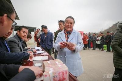 萍乡银河镇:产业扶贫见成效 分红增收暖人心