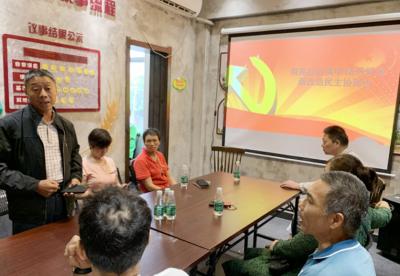 南昌多个社区(村)成立民情理事会 社区家务事由居民商量着办