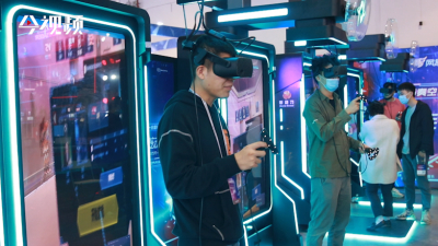 这场展览不容错过!160多家企业分享VR前沿产品