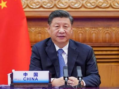 海报:习近平出席金砖国家领导人第十二次会晤并发表重要讲话