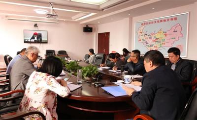 萍乡安源区司法局认真收听收看全省司法行政改革电视电话会议