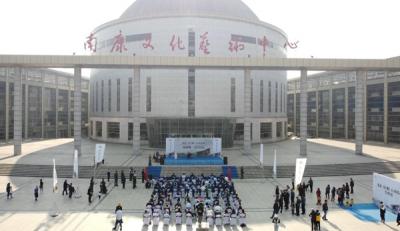 赣州首部商业院线电影《匠魂》启动仪式圆满举办