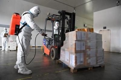 冷链发现新冠病毒案例频现,冷链食品得过消杀、核酸检测两道关