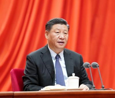 国家主席习近平在上海合作组织成员国元首理事会第二十次会议上发表重要讲话