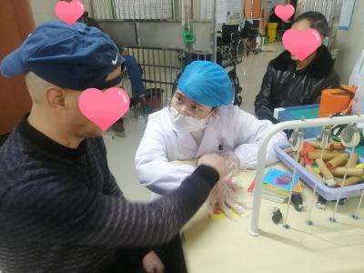 为患者树立重新生活的希望--进贤县人民医院康复医学科