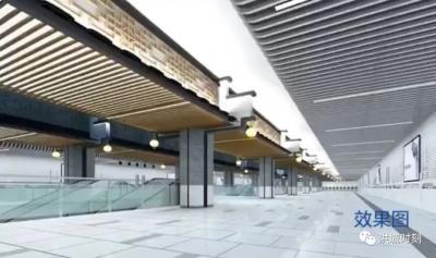 漂亮!南昌地铁3号线这个站值得一看