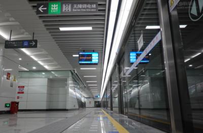 南昌地铁3号线全部车站已验收 将于12月开通试运营