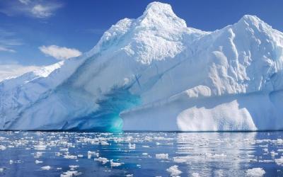 本世纪以来南极近1/5冰盖表面发生融化