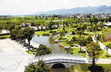 江西推进生态园林城市(镇)建设 严禁在城市公园内设私人会所