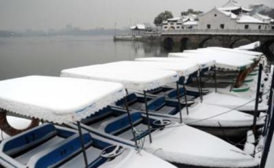 今冬九江第一场雪要来了!预计13日晚