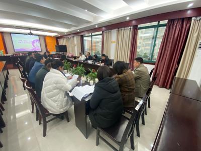 萍乡社管三局:开展政治谈话 力促责任落实