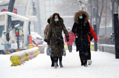 """江西将迎来""""霸王级""""寒潮 明晚可能再下雪"""
