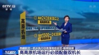 西藏航空一机长执行任务落地后去世 双机长制如何运行