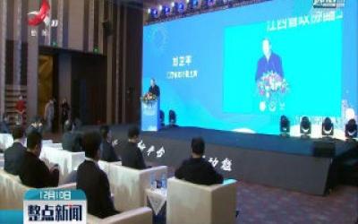 """江西省举行""""新经济 新平台 新动能""""中国青年企业家发展峰会"""