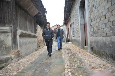 抚州金溪石门古村的诗和远方