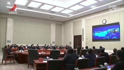 省高层次人才产业园建设工作领导小组会议召开