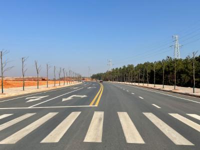 聚焦发展所需 吉州区公路项目建设提档加速