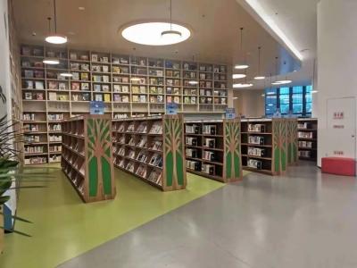 江西省图书馆最新通知:少年儿童区实行限流管理 要线上预约