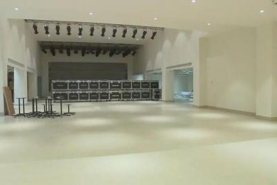百年天蟾逸夫舞台修缮完工  今起内部测试年初一首场演出