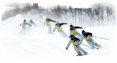 共话冰雪,推动体育事业高质量发展
