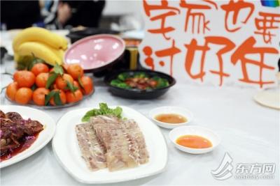 留在上海也能吃到家乡味道 大润发推出地区特色经典年菜