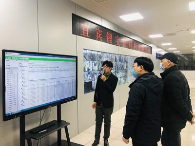 萍乡经开区社会工作管理三局赴四川开展招商引资考察活动