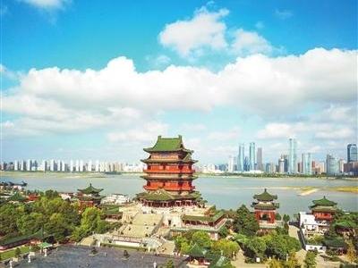 江西省环境空气质量稳居中部第一