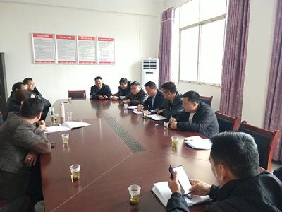 萍乡上栗县金山镇金山村召开2020年度民主生活会