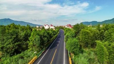 """萍乡莲花县交通运输局""""四个强化""""部署落实汛期农村公路安全管理工作"""