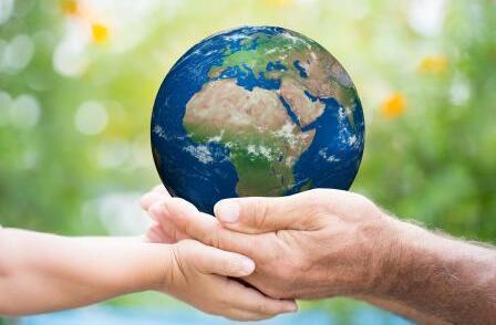 世界地球日:守护好我们赖以生存的家园