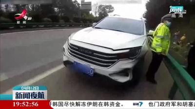 """鹰潭:事故现场疑似超员 司机""""翻脸""""不认大舅哥"""