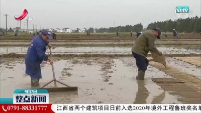 未来一周 江西省多地阴雨连续