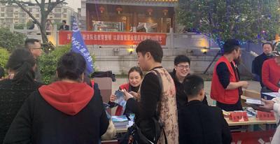 萍乡安源区司法局:法治宣传进社区 为民服务办实事