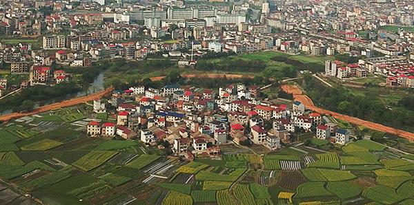 """萍乡花塘村:让""""红色""""基因成为""""绿色""""发展动力"""
