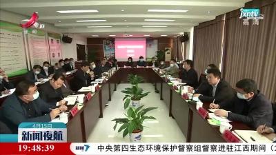胡强到南昌市新建区、安义县调研水稻全程机械化工作
