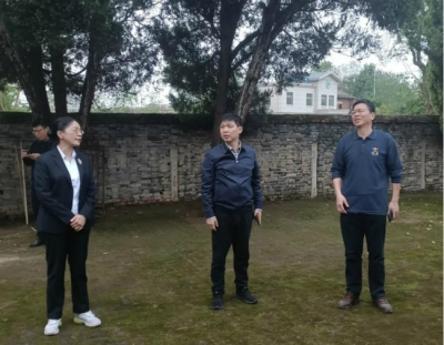 新余市委常委、宣传部部长李瑞峰督导国家4A级旅游景区创建工作