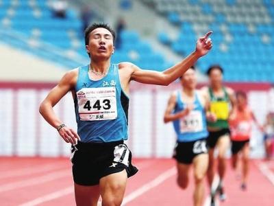 彭建华成为江西历史上首位获得奥运会参赛资格的马拉松运动员